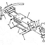 Engine mount (TBS)