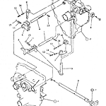 Gearbox operating part