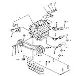 Hydraulic pump (TBS)