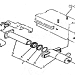 Lifting cylinder (TBS)