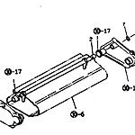 Vertical feed drive shaft